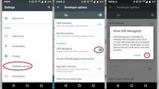 How to Recover Deleted Contacts from Motorola