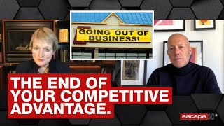 Rita McGrath Reveals the 3 Kinds of Competitors Your Business Needs to Watch Out For