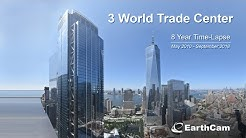 Official 3 World Trade Center 8 Year Time-Lapse Movie