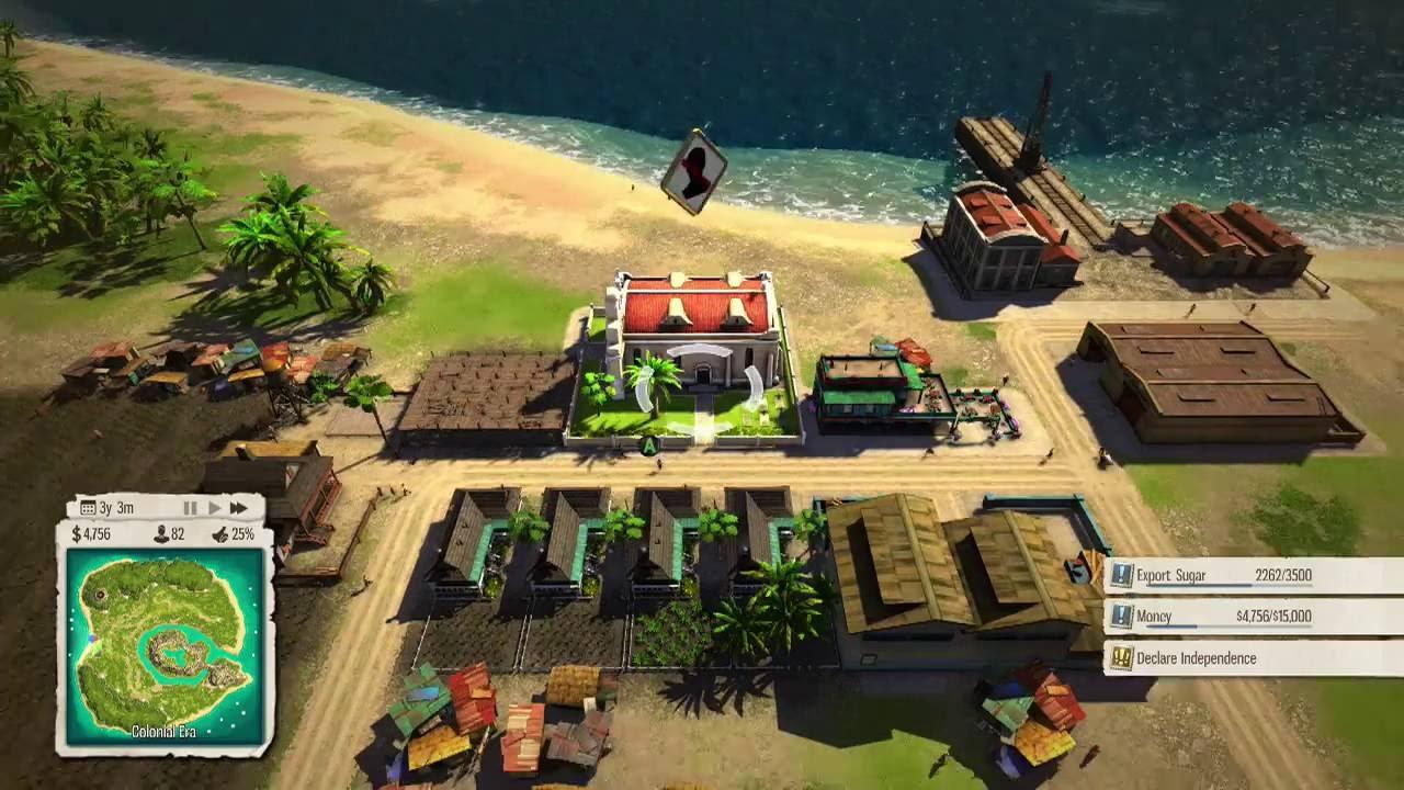 Tropico Mobile telecharger gratuit sans verification humaine