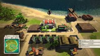 Tropico 5 | Xbox One | Campaign Part 1 | GETTING SET UP