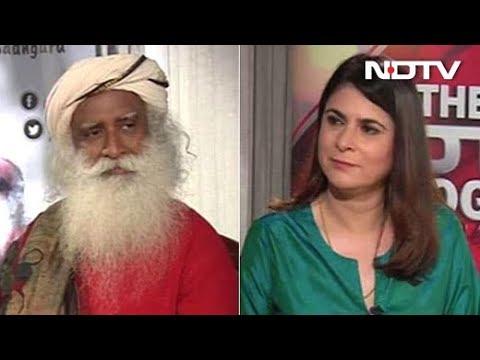 The NDTV Dialogues With Sadhguru Jaggi Vasudev