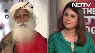The NDTV Dialogues With Sadhguru Jaggi Vasudev