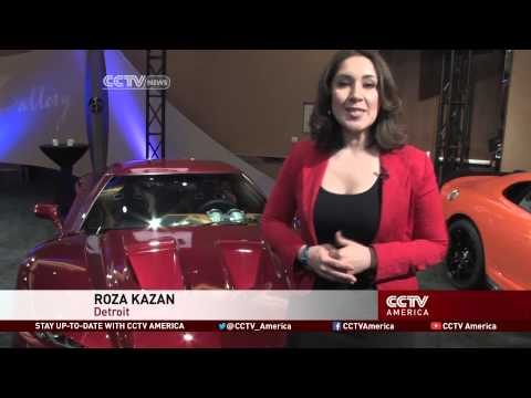 """""""Motor City"""" gears up for North American International Auto Show"""