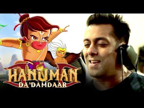 Image result for salman khan sound for hunuman