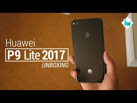 huawei-p9-lite-2017---unboxing-en-español