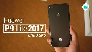 Huawei P9 Lite 2017 - Unboxing en español