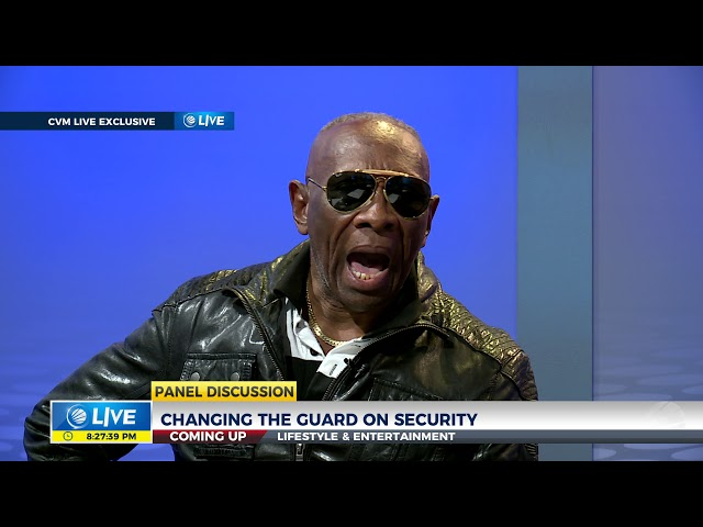 Changing The Guard On Security With Reneto Adams | Panel Discussion  | CVM TV
