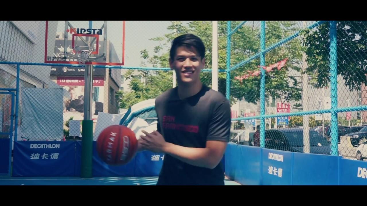 [迪卡儂] TARMAK 籃球運動品牌 訓練特輯: 第二集 低位單打 - YouTube