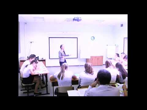Видео урок английского языка 10 класс