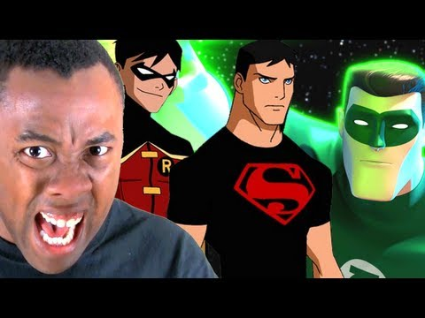 Rants - YOUNG JUSTICE & GREEN LANTERN CANCELLED