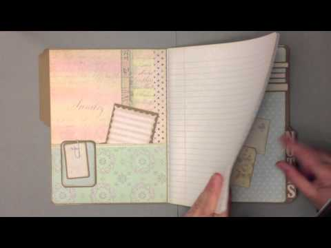 Altered Book Club Journal