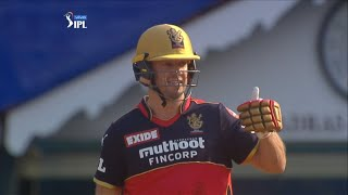 Man of the Match : RCB vs KKR - AB de Villiers