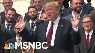 Vanity Fair: Beware The Time Bomb In The President Donald Trump Economy   Velshi & Ruhle   MSNBC