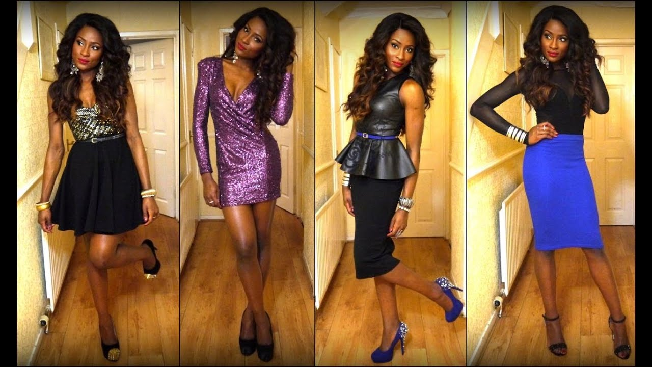 New Years Eve Party Outfits - YouTube