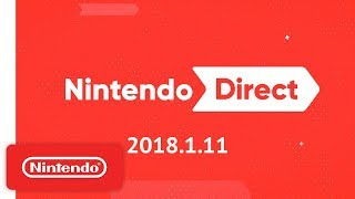 Nintendo Direct 1.11.2018 (Parody)