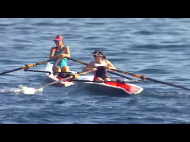 Cindy Pellegrino, World Coastal Rowing Championships 2016