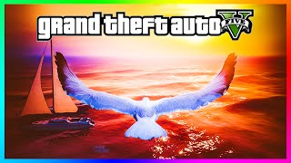 DID YOU KNOW?!? - Police Wanted System Breakdown & Animals Can Call Cops On You! (GTA 5)