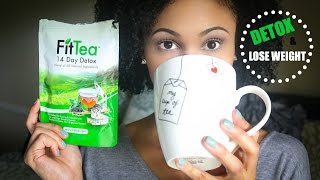 14 Day Detox: Fit Tea Detox Review