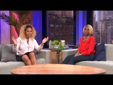 Mary J. Blige Interviewed By Jamilah Lemieux