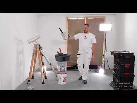 Jak malować szybko i profesjonalnie - podkład - Wooster, L'outil Parfait