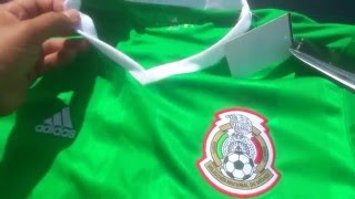 2016 Mexico soccer jersey