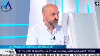 El alcalde de Colmenar Viejo explica que no reciben ayudas por Filomena ni las del Fondo Covid