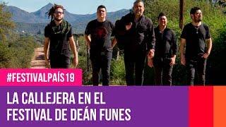 La callejera en el Festival de Deán Funes | #FestivalPaís19