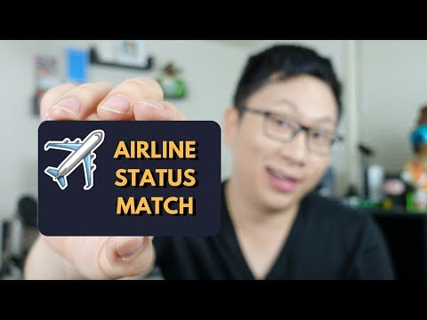 How To Get Airline Status Via Challenges And Matches