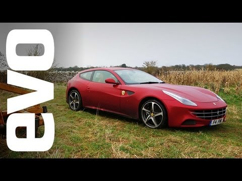 Ferrari FF 2000 mile road trip- evo Diaries