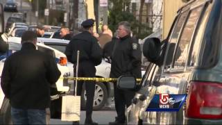 Boston police officer wounded, suspect dead