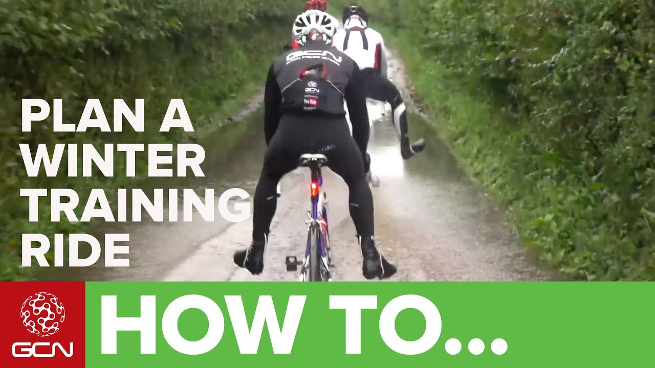 How To Plan Your Winter Training Rides