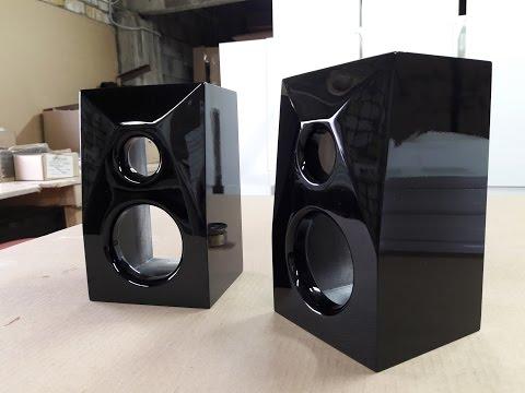 Акустические колонки своими руками!(вторая жизнь)Desktop Speakers