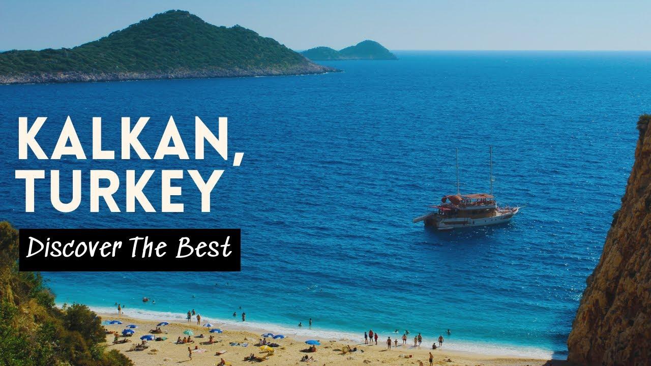 Download Discover The Best of Kalkan, Turkey