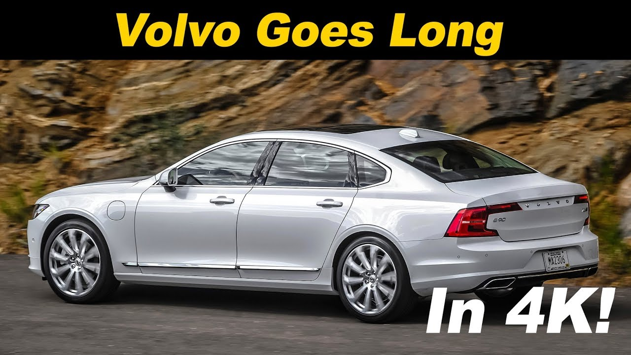 2018 Volvo S90 T8 Review Comparison In 4k