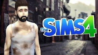 SIN CASA, DINERO NI AMIGOS | Los Sims 4: Rags To Riches