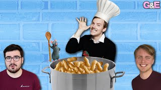 Why Would You Boil Peanuts? - The Gus & Eddy & Jamie Podcast