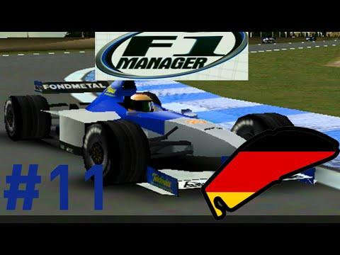 F1 Manager: Minardi Manager Career - Part 11 - Germany