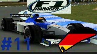 F1 Manager: Minardi Manager Career - Part 11 - Germany