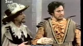 DON GIOVANNI - Ghiuselev, Berman,  Ochman, Machotkova, Pisarenko - Prague 1974, English subtitles