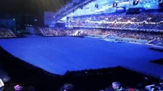 Открытия Олимпийских зимних игр в Сочи 2014(, 2014-02-07T20:17:38.000Z)
