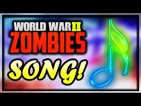 """""""THE FINAL REICH"""" EASTER EGG SONG GUIDE/TUTORIAL! (COD WW2 Zombies Easter Egg Song Music Easter Egg)"""