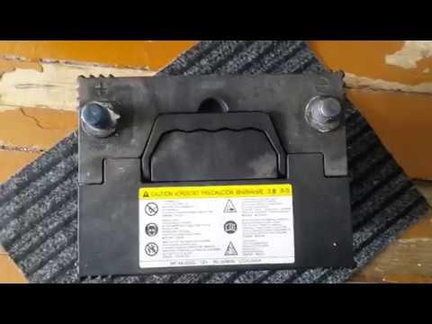 аккумулятор солярис/рио