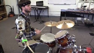 Third hand for drummers