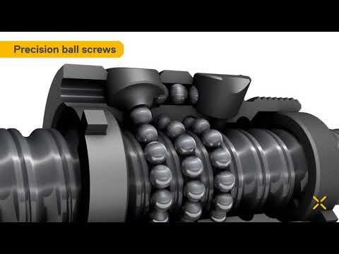 Ewellix – Precision ball screws