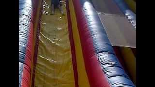 Cliff Hanger at Sunny Hill Resort in Greenville, New York