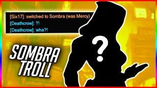 SOMBRA TROLL - Overwatch