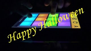Drum Pad 24 Happy Halloween Remix