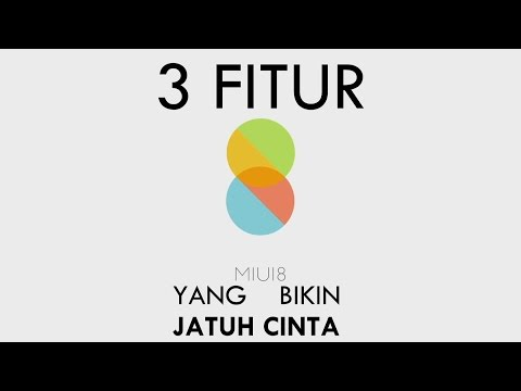 TOP 3 FITUR BARU MIUI 8 on MI4i (INDONESIA) - HOW TO USE IT