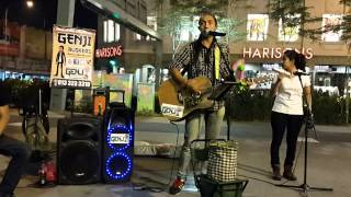 slow rock english genji buskers